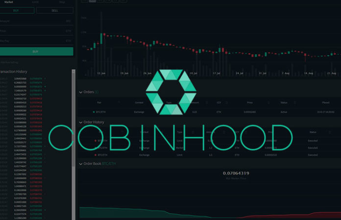 CobinHood: Cryptocurrency Exchange & Zero-Fee Bitcoin Trading Platform